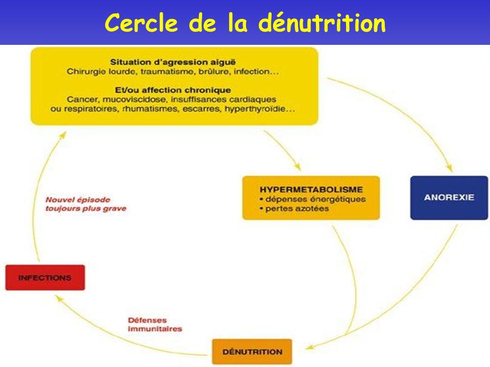 Cercle de la dénutrition