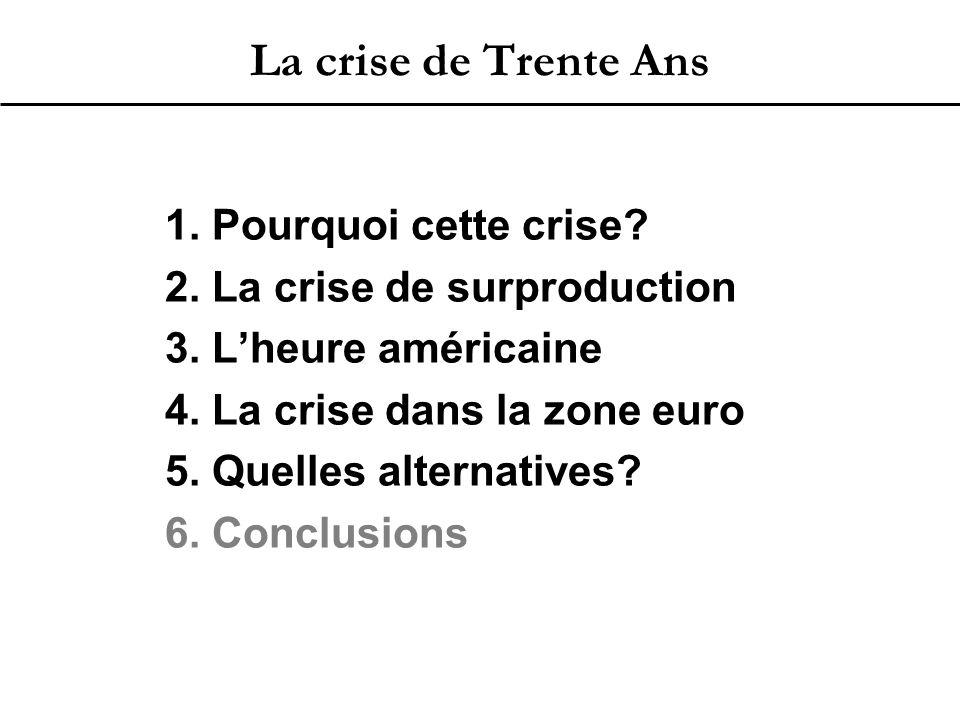 La crise de Trente Ans 1. Pourquoi cette crise. 2.