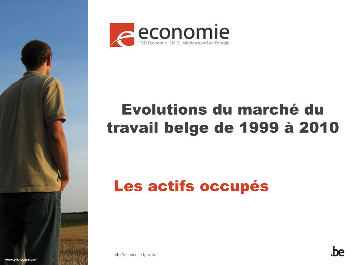 http://economie.fgov.be 8