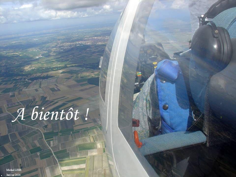 AILES COGNACAISES – VOL A VOILE 13 Michel LEBE Janvier 2014. A bientôt !