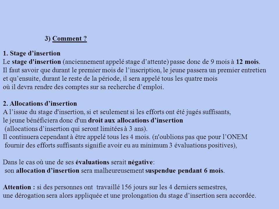3) Comment . 1.