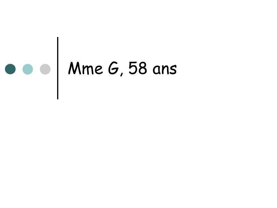 Motif dhospitalisation Patiente de 58 ans connue du service, admise pour OAP hémodynamique, adressée par la réanimation de Grasse