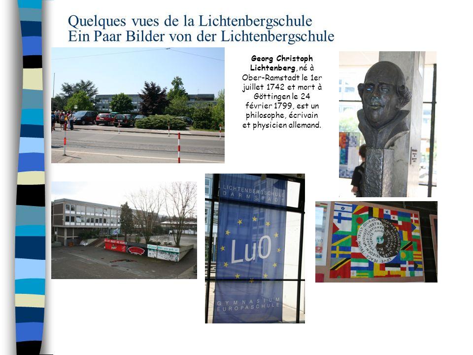 Georg Christoph Lichtenberg, né à Ober-Ramstadt le 1er juillet 1742 et mort à Göttingen le 24 février 1799, est un philosophe, écrivain et physicien a