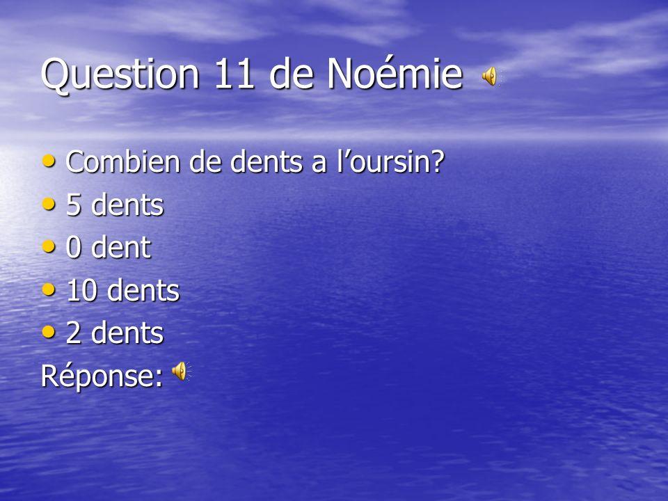 Question 10 de Mylène Quel est le nom scientifique du « Dauphin des anciens »? Quel est le nom scientifique du « Dauphin des anciens »? Delphinopterus