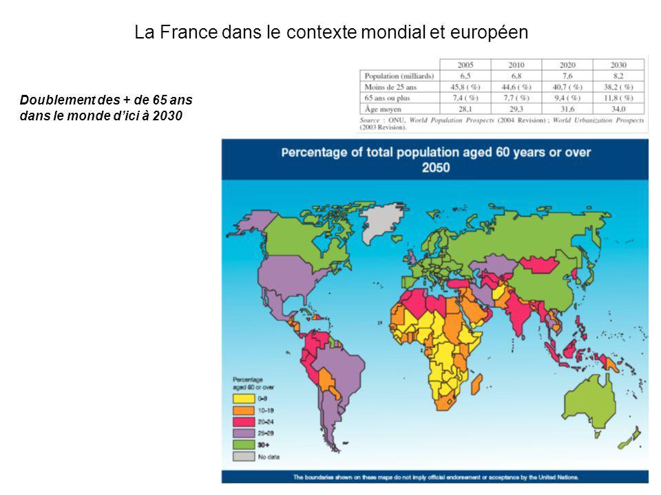 LEurope, la région la moins féconde au monde La France conserve une fécondité parmi les plus élevées dEurope La France dans le contexte mondial et européen