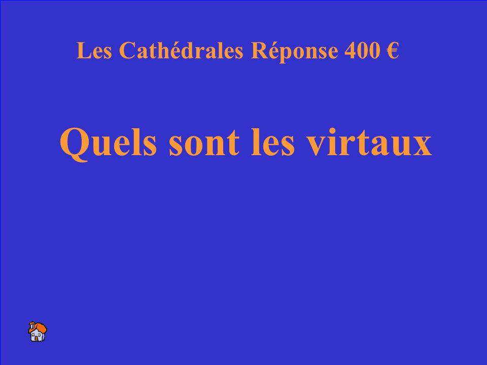 40 Le nom des grandes fenêtres colorées Les Cathédrales 400