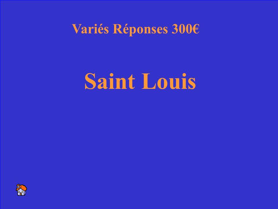 48 Le seul roi français de devenir un saint Variés 300