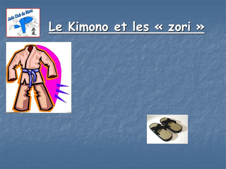 Le Kimono et les « zori » Le Kimono et les « zori »