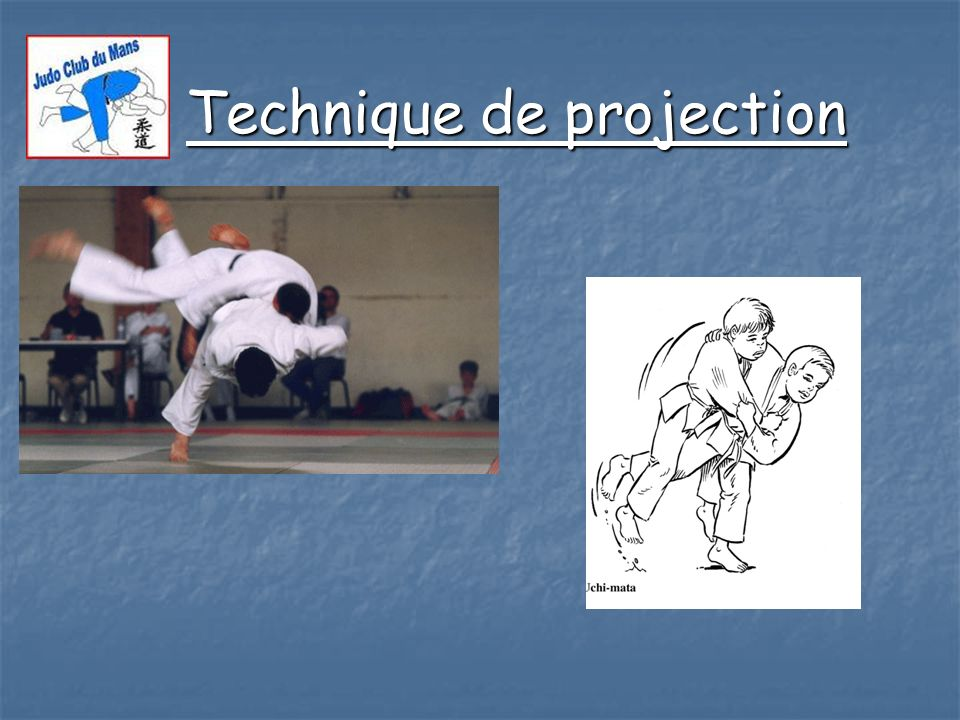 Technique de projection Technique de projection