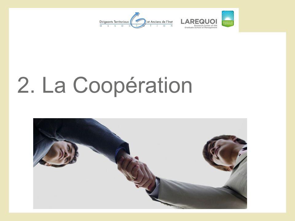 2. La Coopération