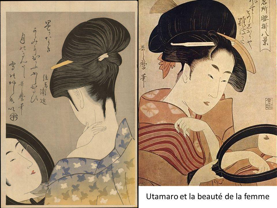 Utamaro et la beauté de la femme
