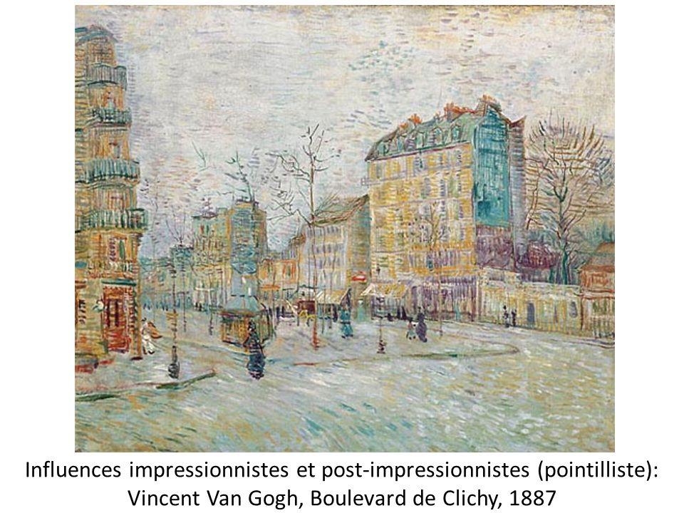 Portraits: LArlésienne (Mme Ginaux), 1889 « Je désire peindre les hommes et les femmes avec ce quelque chose déternel que lauréole servait à symboliser »