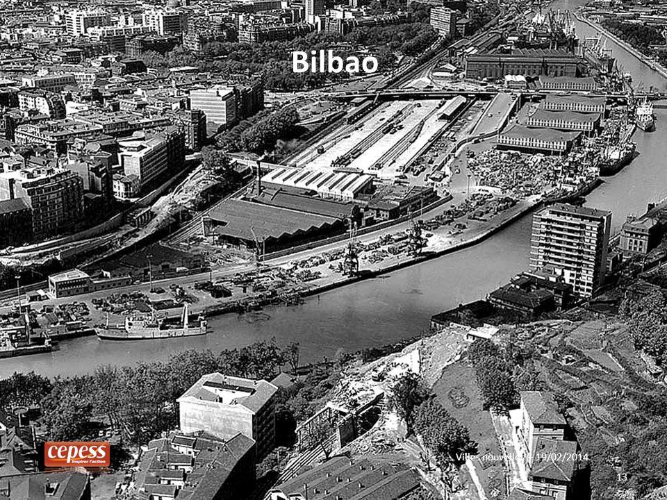 13 Bilbao Villes nouvelles – 19/02/2014