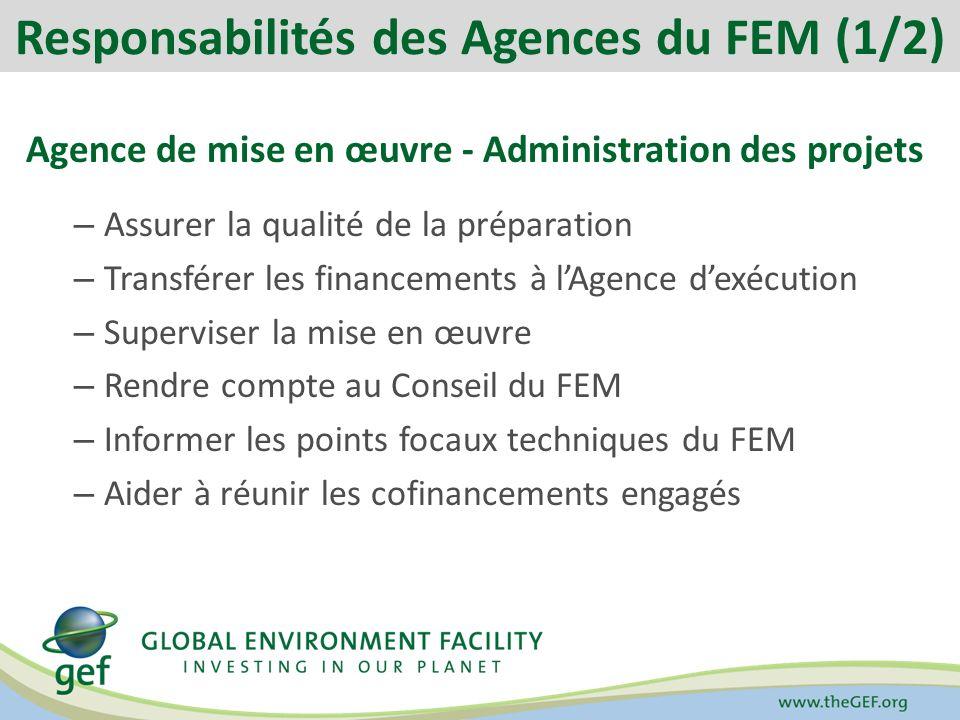 Questions pour que FEM-6 maximise l impact future du FEM (2/2) Comment doit le FEM améliorer son partenariat stratégique avec le secteur privée.