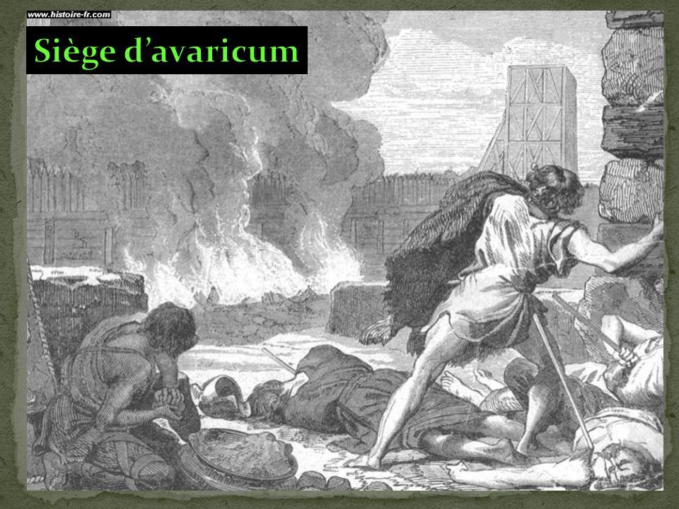 En 390 av JC, les Gaulois menés par leur chef Brennus partent à la conquête de Rome. Vainqueurs de l'armée romaine sur la rivière Allia, les Gaulois e