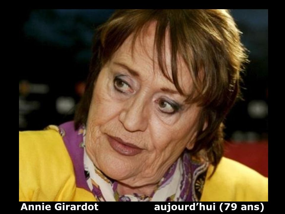 Annie Girardot aujourdhui (79 ans)