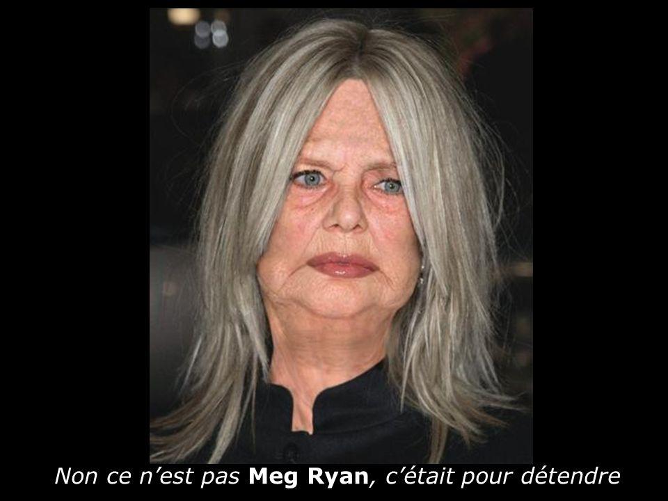 Meg Ryan aujourdhui (49 ans)