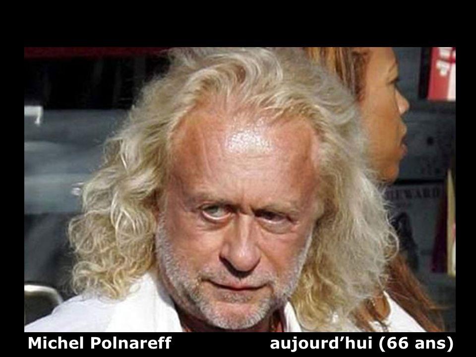 Michel Polnareff (1944) Hier