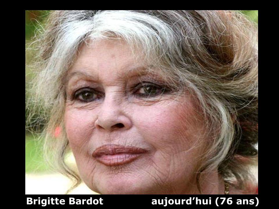 Brigitte Bardot aujourdhui (76 ans)