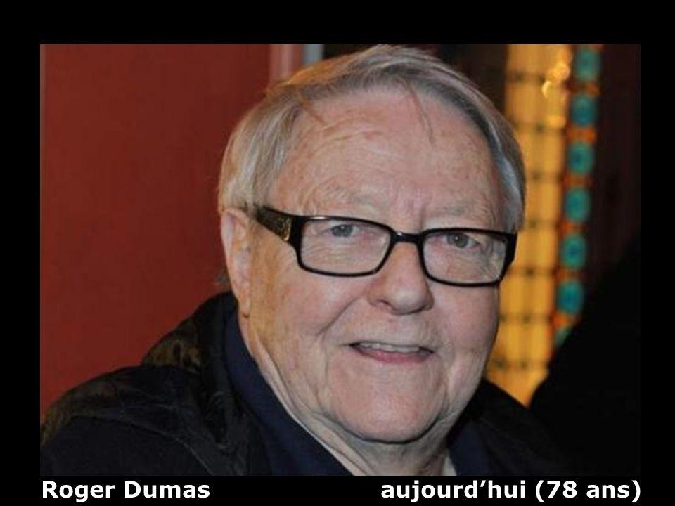 Roger Dumas (1932) acteur Hier
