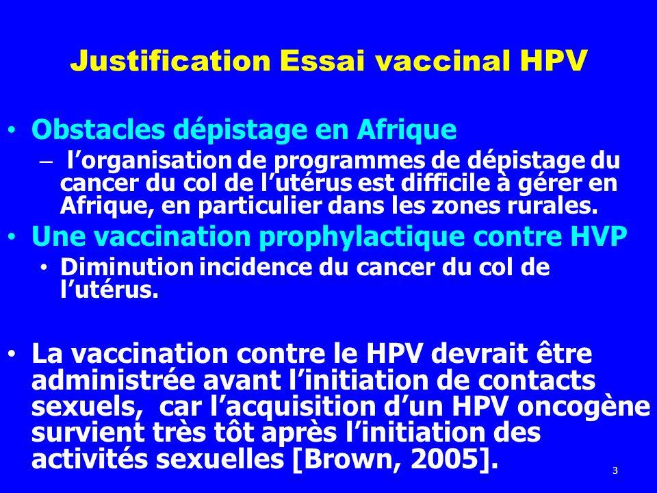 4 Indications Vaccination active de jeunes filles âgées dau moins 10 ans – pour la prévention des infections persistantes avec le virus du papillome humain (HPV) – et de leurs conséquences cliniques (anomalies cytologiques et lésions précancéreuses) provoqués par les types oncogènes HPV 16 et HPV 18.