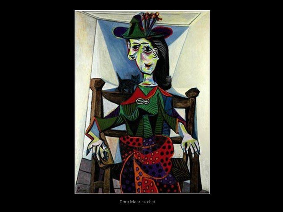 Dora Maar Dora Maar (1907 -1997). 8 ans ensemble (1936-1944) Leur passion flambe toujours lorsque surgit une nouvelle