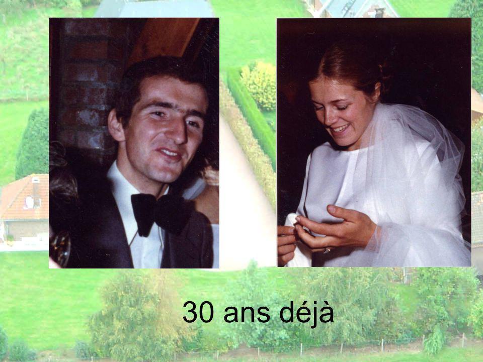 30 ans déjà