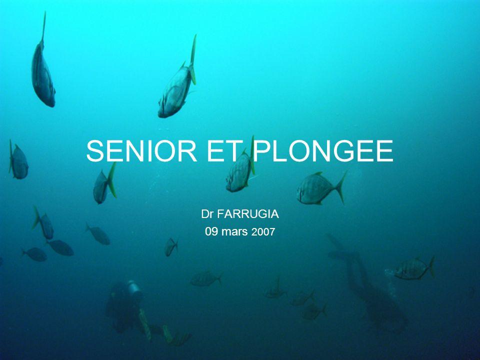 SENIOR ET PLONGEE Dr FARRUGIA 09 mars 2007