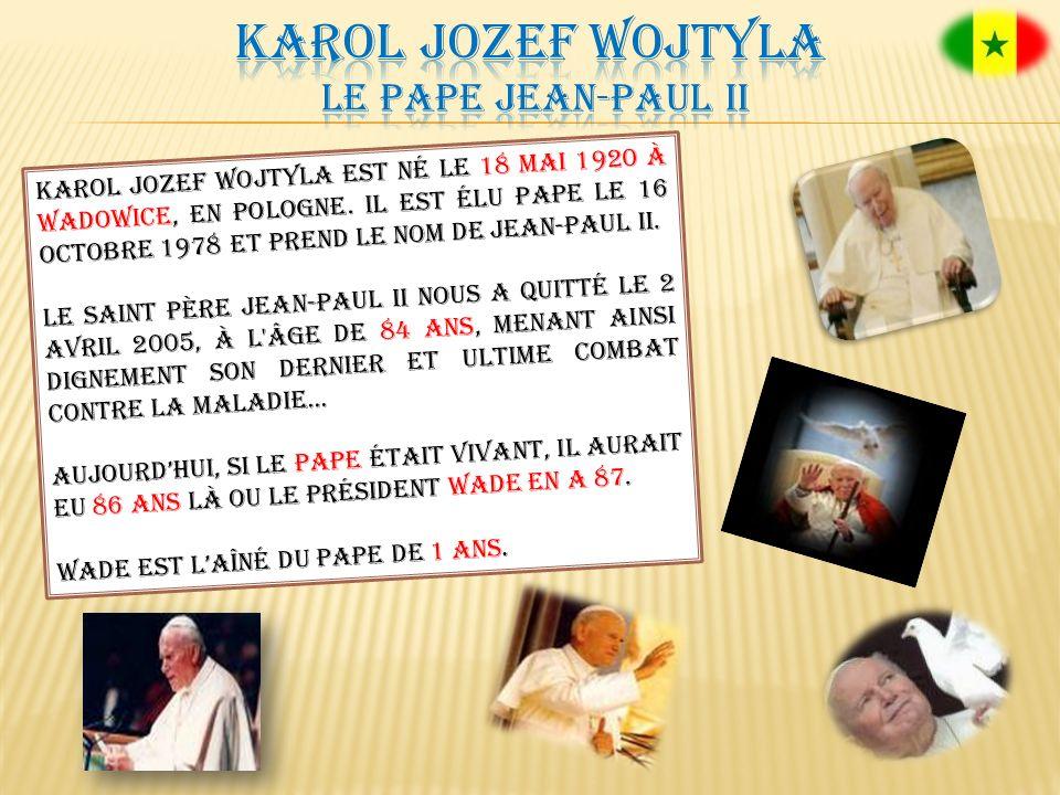 Joseph Alois Ratzinger est né le 16 avril 1927 à Marktl am Inn en Allemagne. Il a été élu 265 e pape de l'Église catholique romaine le 19 avril 2005 à