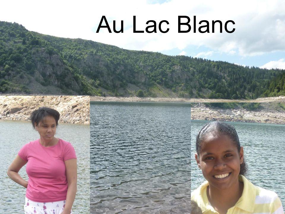 Au Lac Blanc