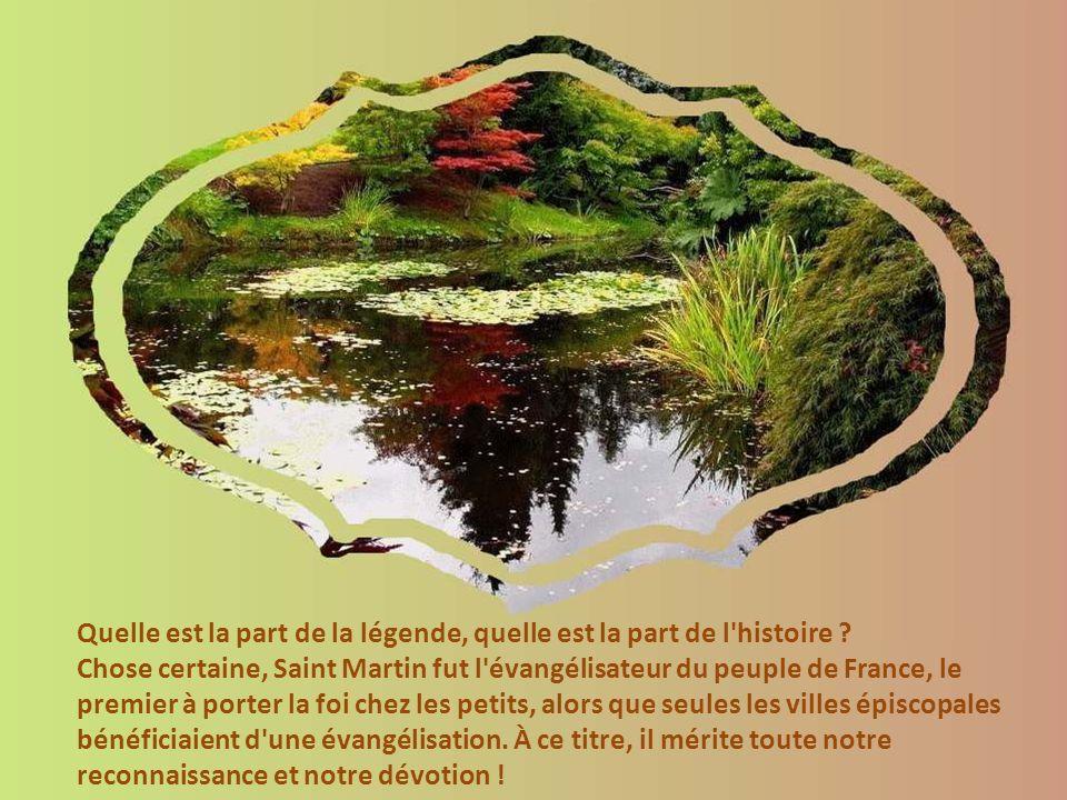 L expression l été de la Saint-Martin employée au XVII° siècle par Madame de Sévigné s appuis sur la légende du refleurissement des bords de Loire, un renouveau du printemps à l entrée de l hiver.