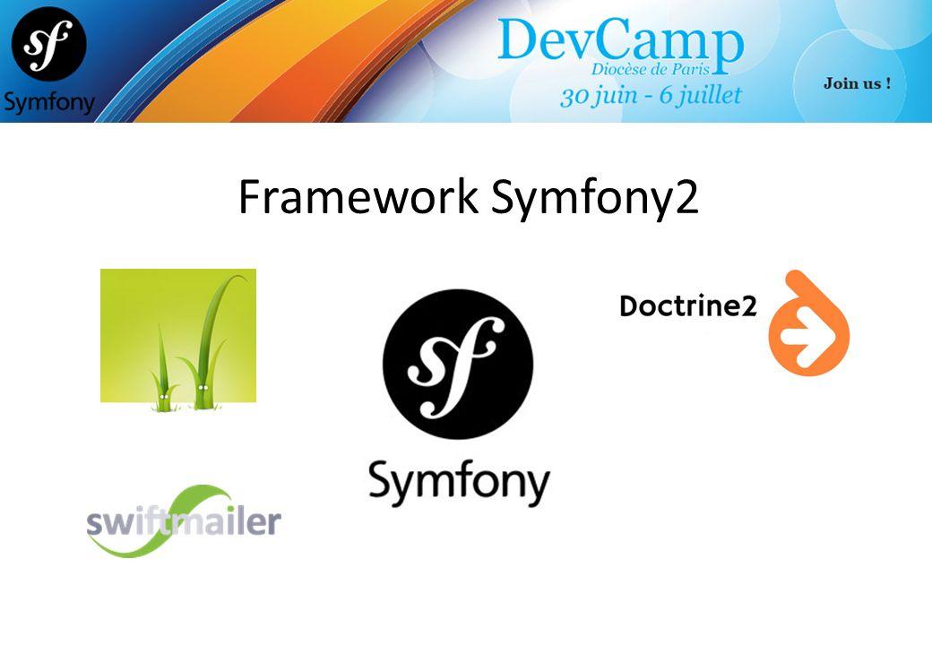 Framework Symfony2