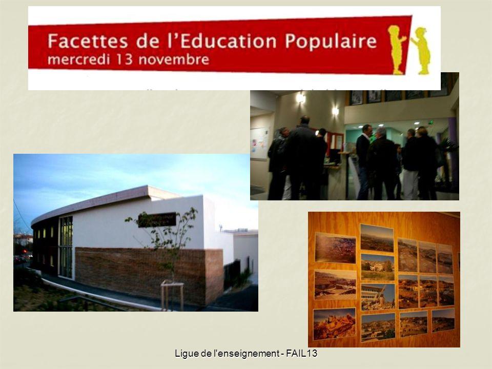 Ligue de l'enseignement - FAIL13