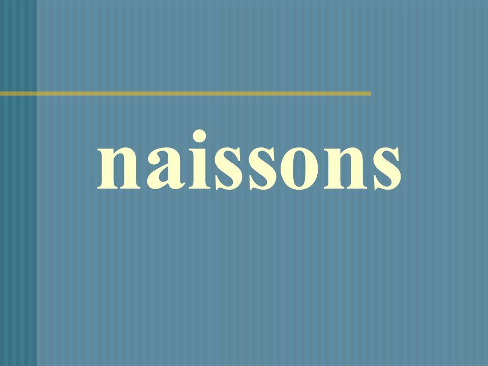 naissons