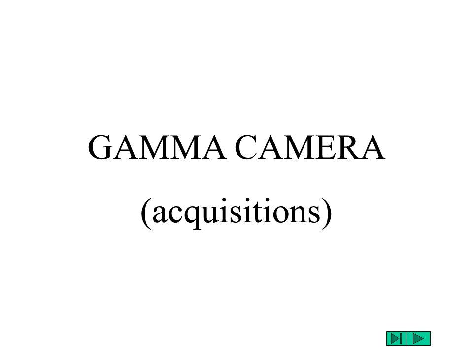 GAMMA CAMERA (acquisitions)