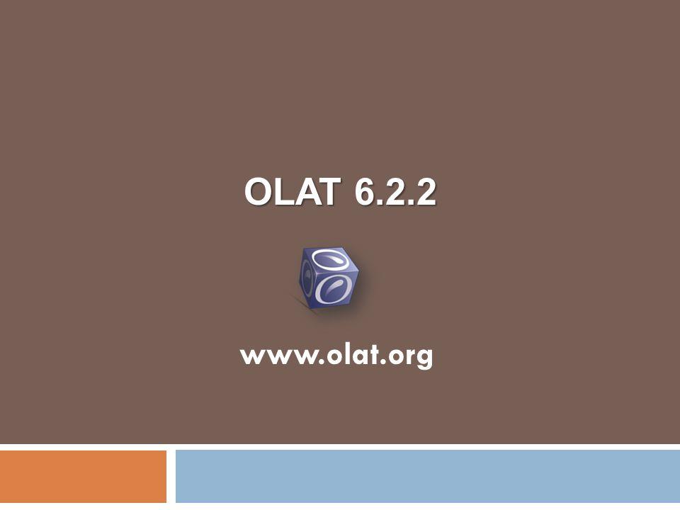 OLAT 6.2.2 www.olat.org