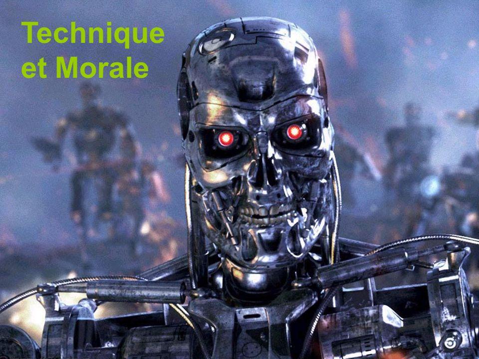 Anthropologie des espaces numériques // 1 er Semestre 2007 / 2008 Technique et Morale