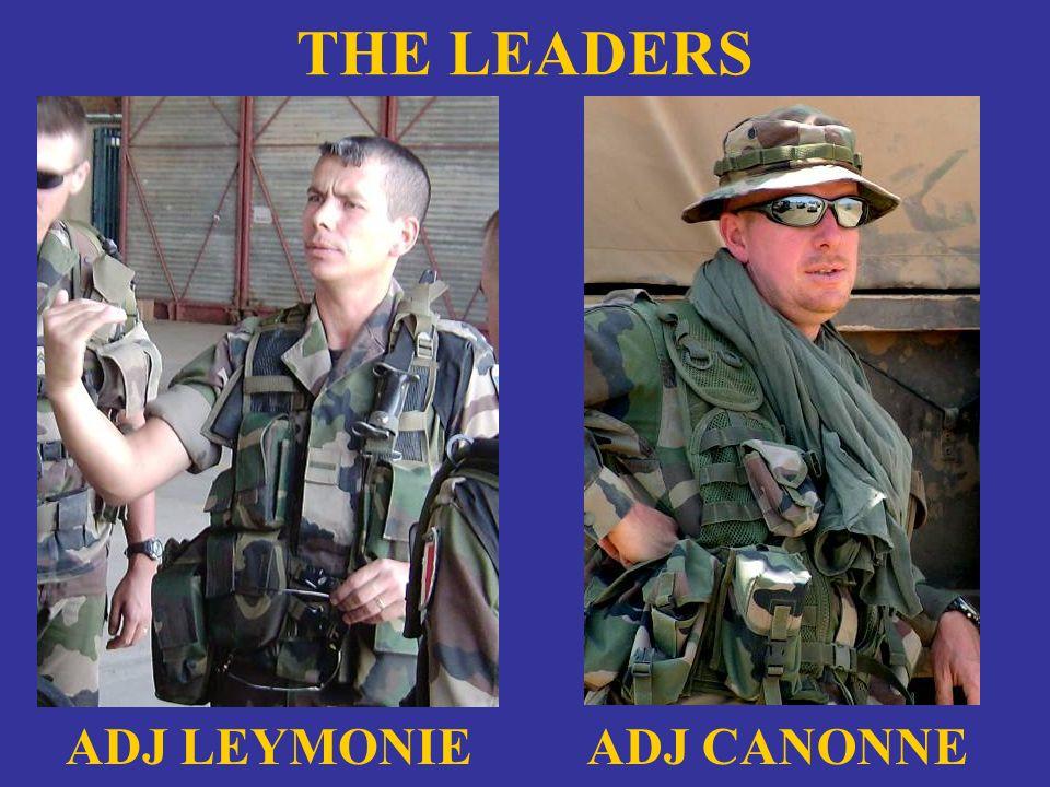 THE LEADERS LTN DROZ-VINCENTLTN MENU