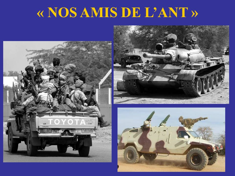 « NOS AMIS DE LANT »