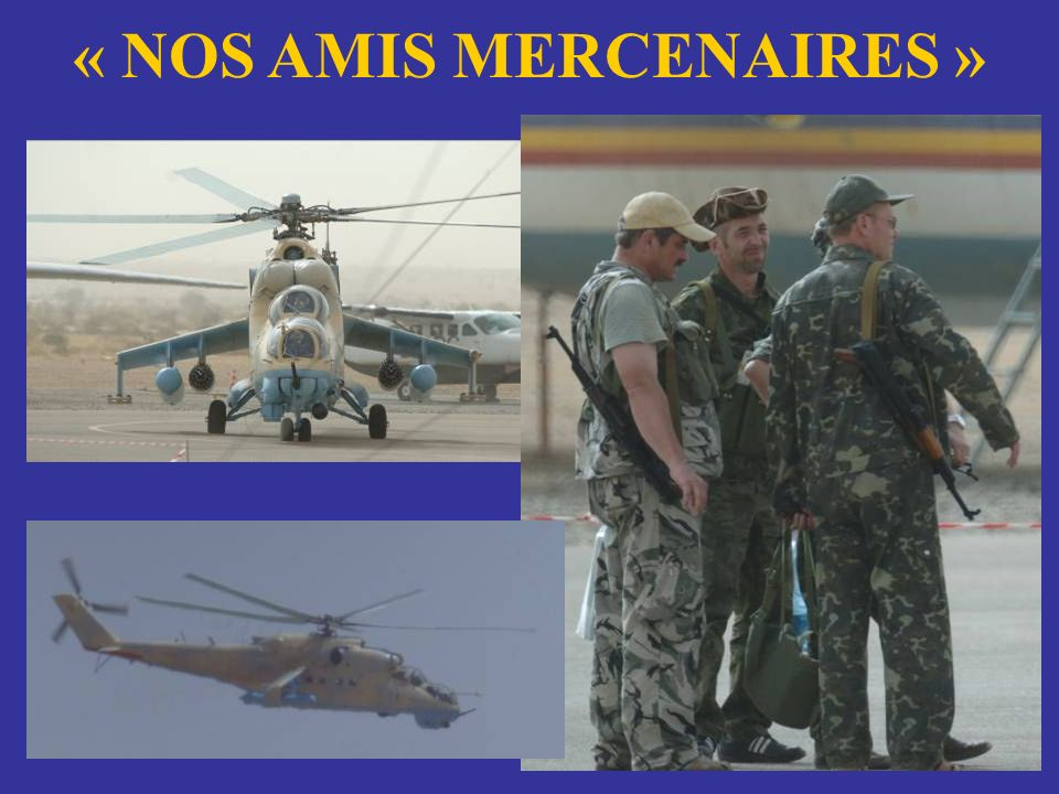 « NOS AMIS LIBYENS »