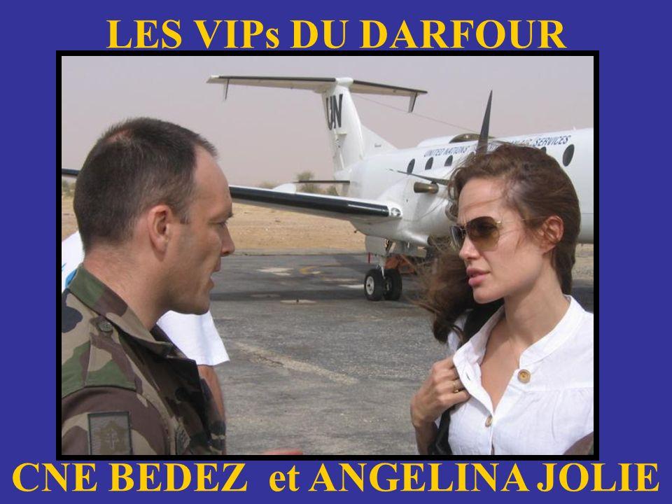 LES VIPs DU DARFOUR A NICE MEETING !