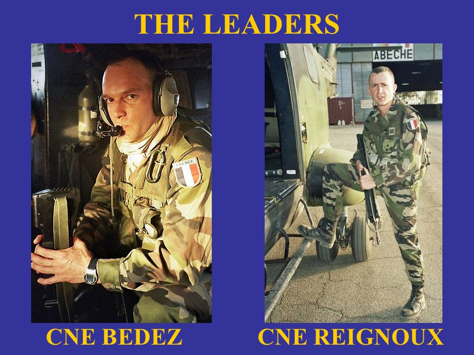 THE LEADERS ADJ LEYMONIEADJ CANONNE