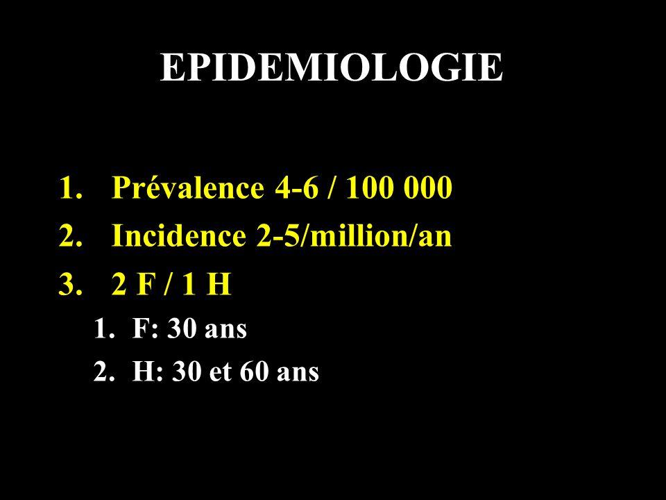 MOTS CLES 1.Pathologie de la jonction neuromusculaire 2.Pathologie auto-immune 3.Pathologie thymique