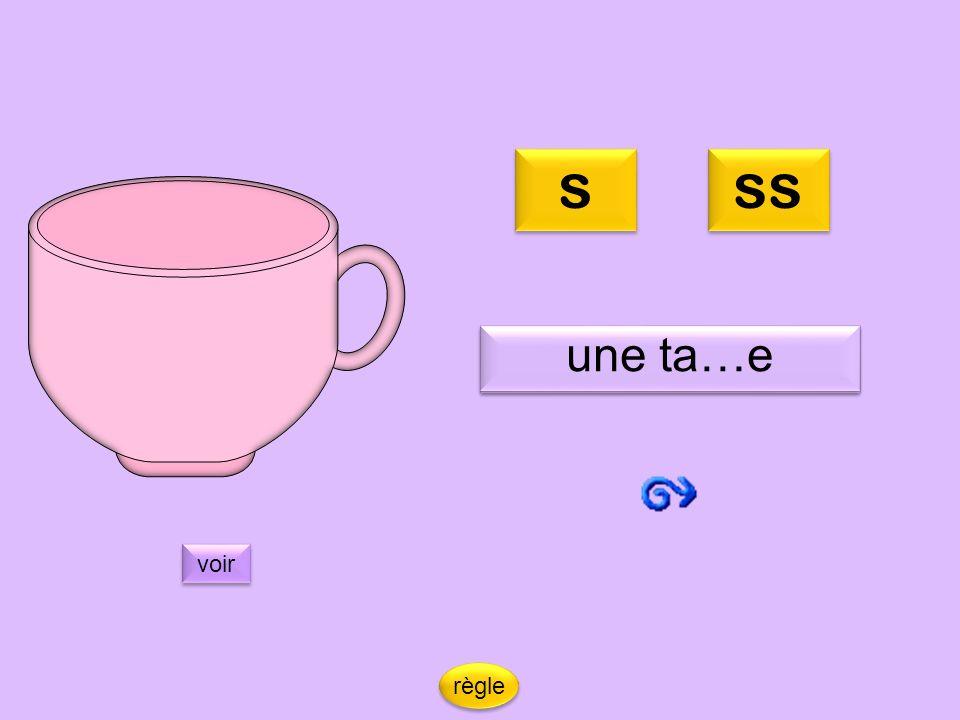 sstasse s s ss une tasse une tasse une ta…e voir règle