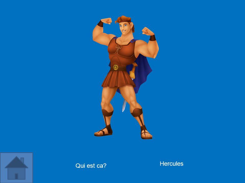 Hercules Qui est ca?