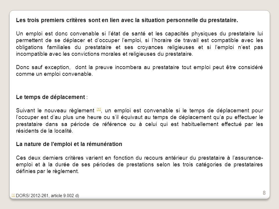 Le processus dappel avant et après la réforme [1] [1] C-38 articles 223 à 270, règlement sur le Tribunal de la sécurité sociale, 22 décembre 2012 et Règlement sur les demandes de révision, 22 décembre 2012, voir onglet 5 [[2] Règlement modifiant le Règlement sur lassurance-emploi] 29