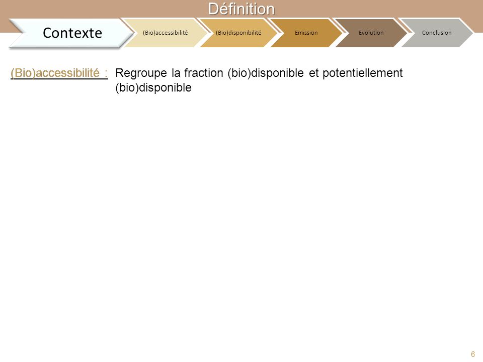 100 % 0 % [Contaminants] Cycles de lavage Regroupe la fraction (bio)disponible et potentiellement (bio)disponible [Contaminant] dans le sédiment [Cont