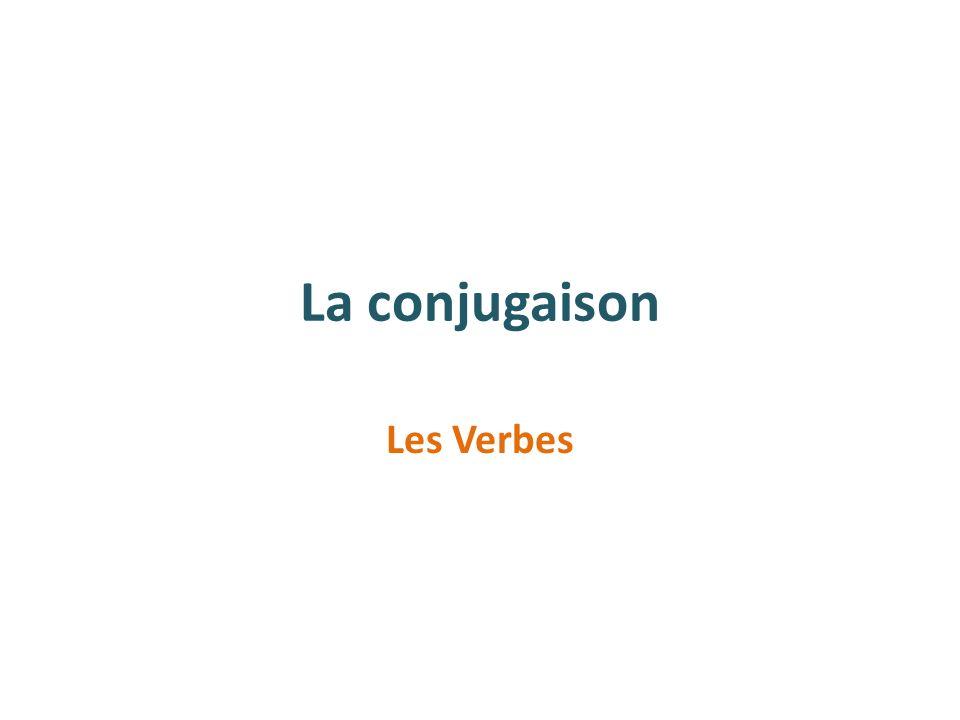 Cest quoi un verbe.