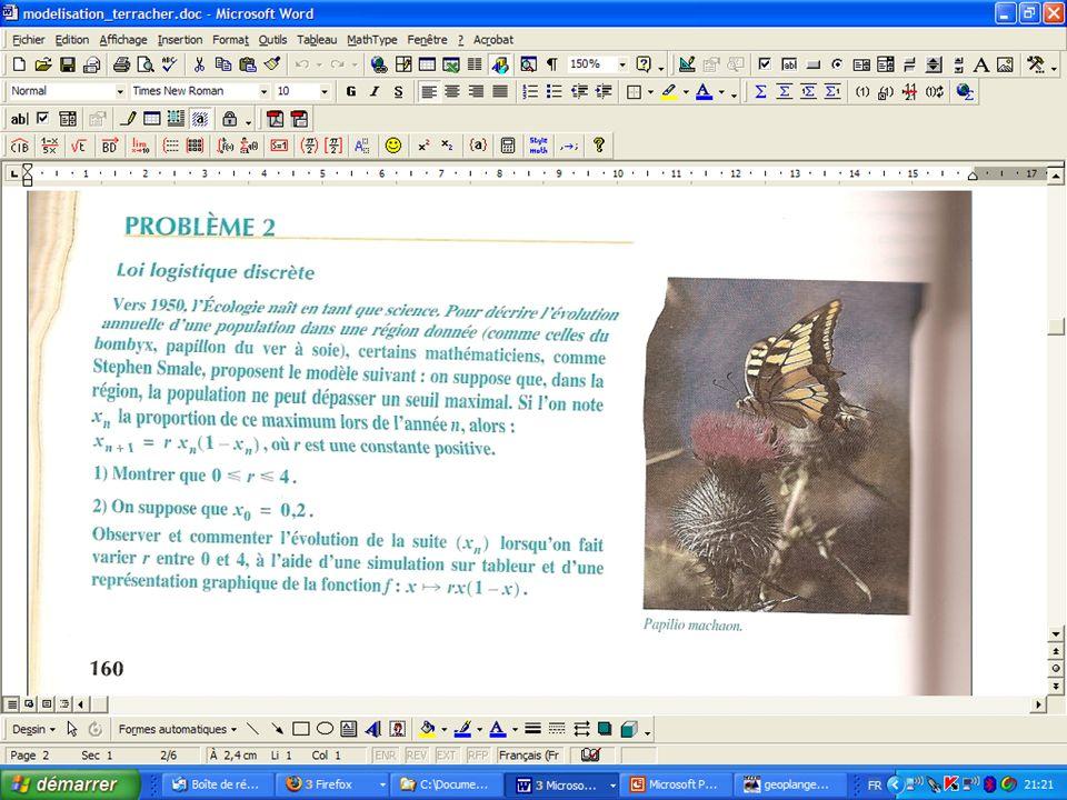 03/12/2008 journées IUFM sur la modélisation en sciences 96