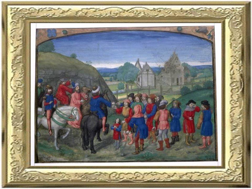 Bild 4 Bild 4 Mort d´Absalom Mort d´Absalom Flavius Joséphe, Antiquités judaiques Flavius Joséphe, Antiquités judaiques XVe siécle XVe siécle